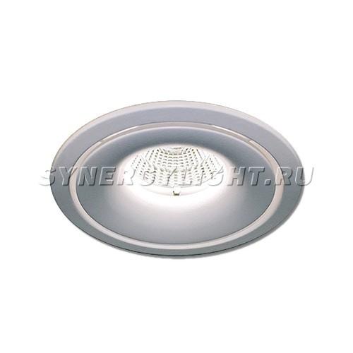 Встраиваемый светильник LED 9.3W 3000K 500mA  45º белый